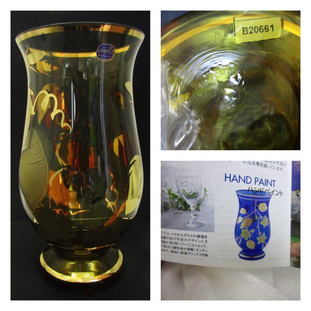 ボヘミアグラス