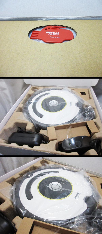 【中古】IRoombo(アイロボット)ルンバ620/自動充電機能