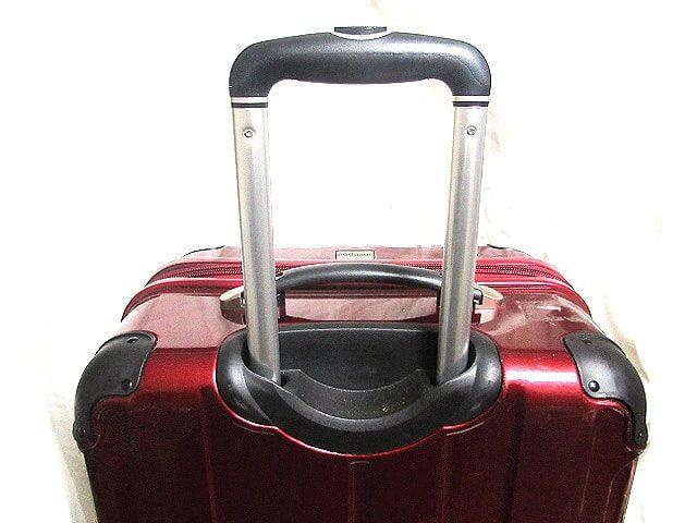 Shellpod(シェルポッド)  スーツケース レッド 中古