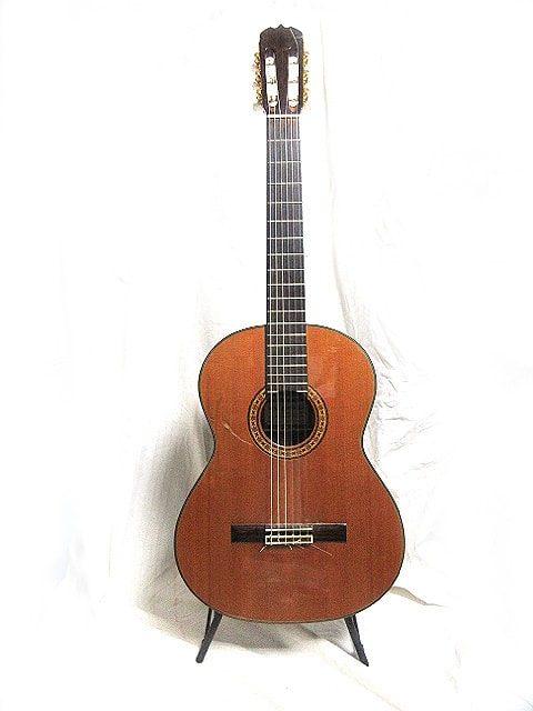 クラシックギター Ryoji Matsuoka [松岡良治] M30 中古品