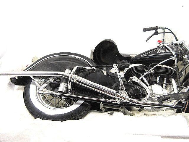 GuiToy ハーレー Fndian Chief 348(1948)プラック 1/6 ダイキャスト