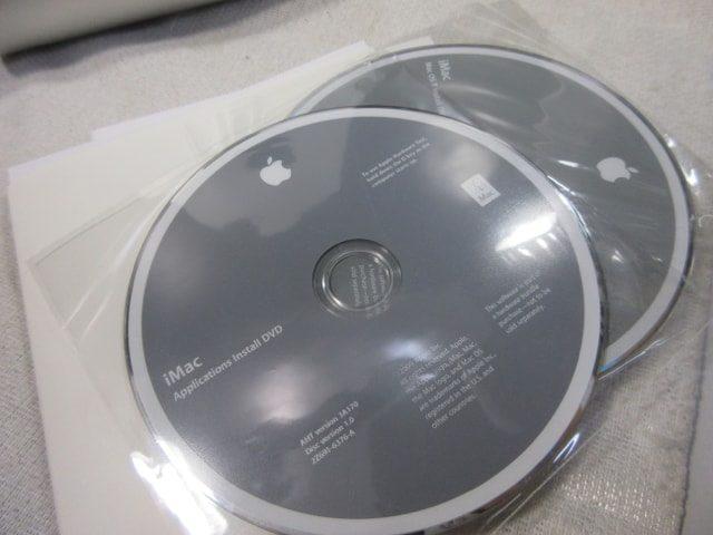 Apple iMac (24-inch, Early 2009) 2.66GHz