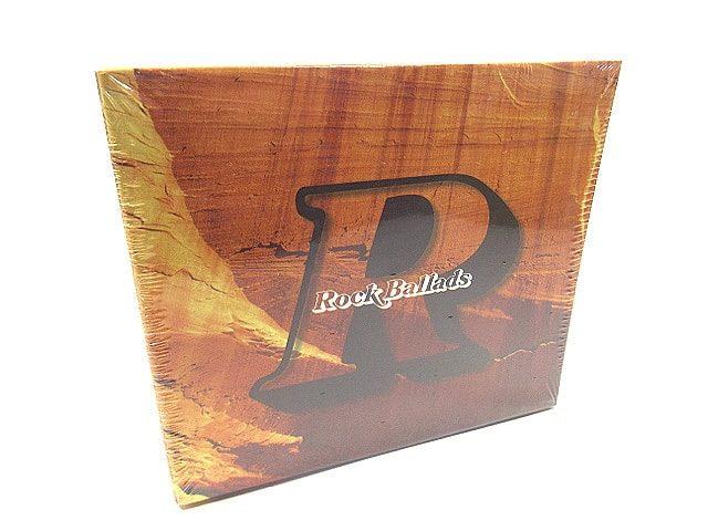 SONY Rock Ballads/CD-BOX/6枚組 洋楽ヒット集