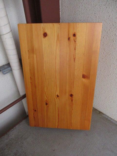 無印良品 天然木(パイン材)折りたたみ式 テーブル