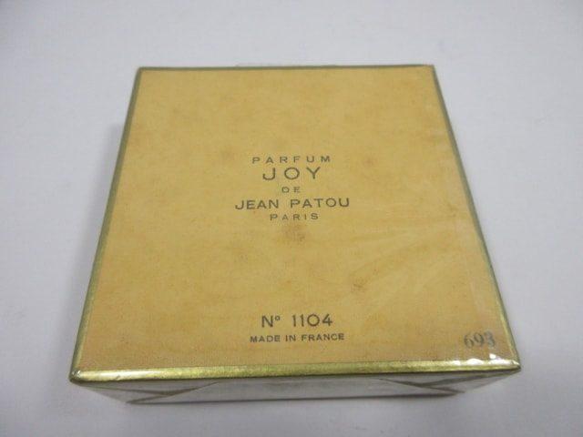 香水 JOY JEAN PATOU  ジャンパトゥ N°1104 未使用