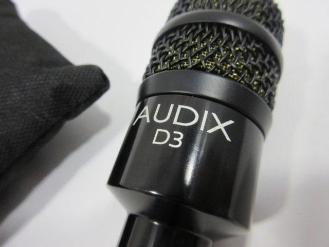 AUDIX ( オーディックス ) / D-3/レコーディング用楽器録りマイク