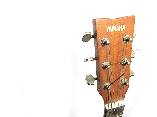 【ヤフオク出品】YAMAHA アコースティックギター F-36PJ 中古