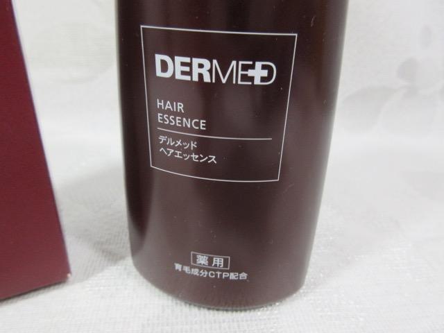 デルメット ヘアエッセンスb【育毛剤】120ml 未使用品【ヤフオク出品】は幾らで落札された?