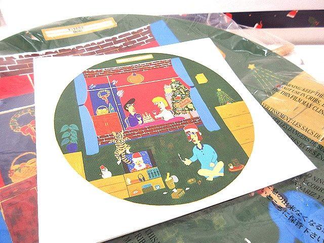 北野武 『アート オブ クリスマス Namiki 2009』プレート